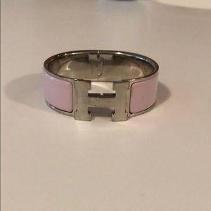 Hermès H bracelet